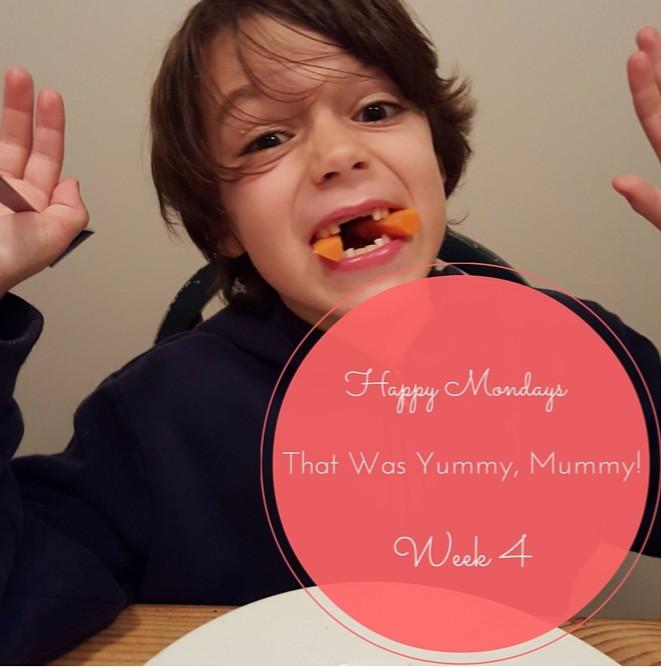 Happy Mondays #4 – That Was Yummy, Mummy!