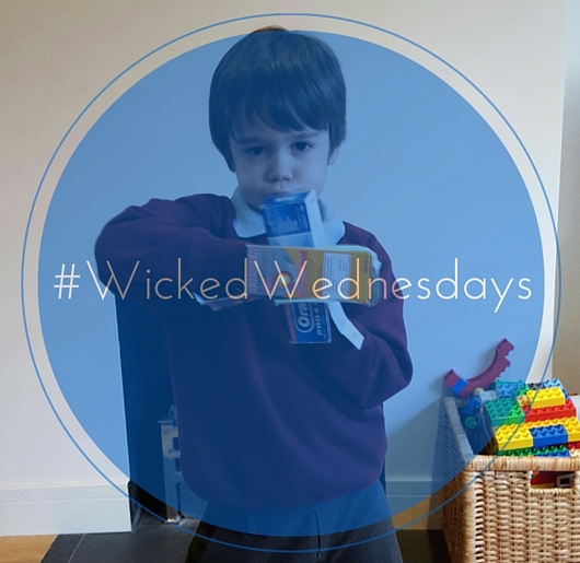 #WickedWednesdays Linky