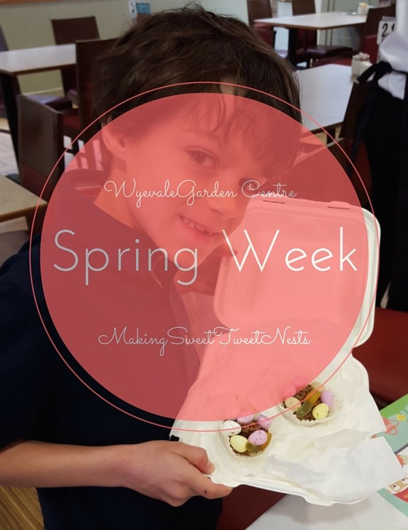 Spring Week at Wyevale Garden Centres