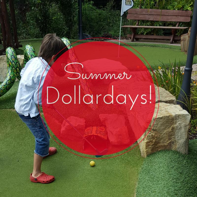 Summer Dollardays