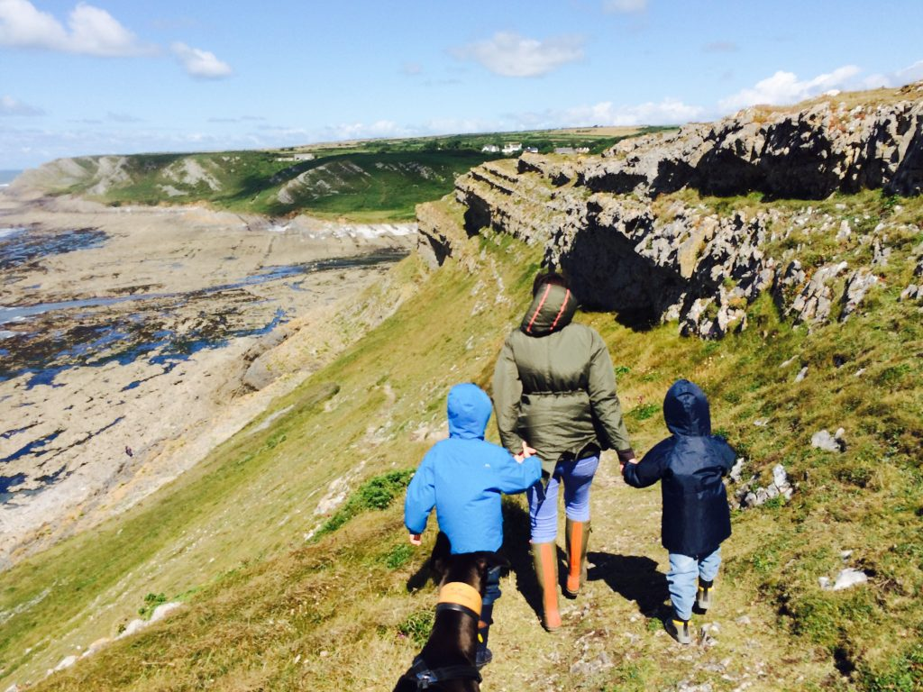 5 Family Adventures on the Gower Peninsula