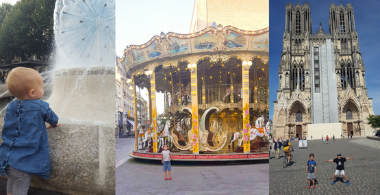 24 Hours in Reims with Kids