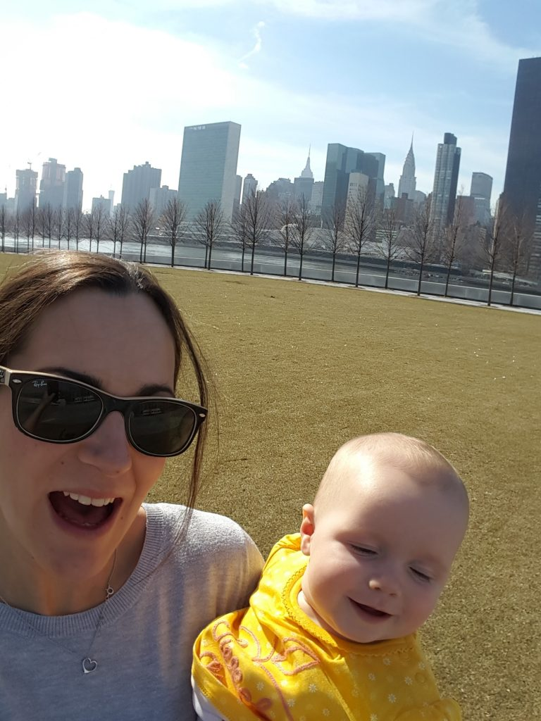 5 Tips for Visiting New York City with a Baby