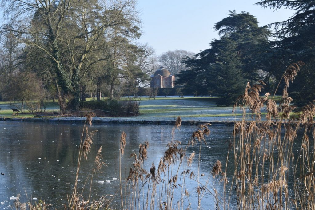A Family Day Out at The Vyne, a National Trust Property in Hampshire