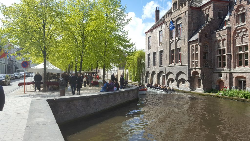 24 Hours in Bruges….Without Kids!