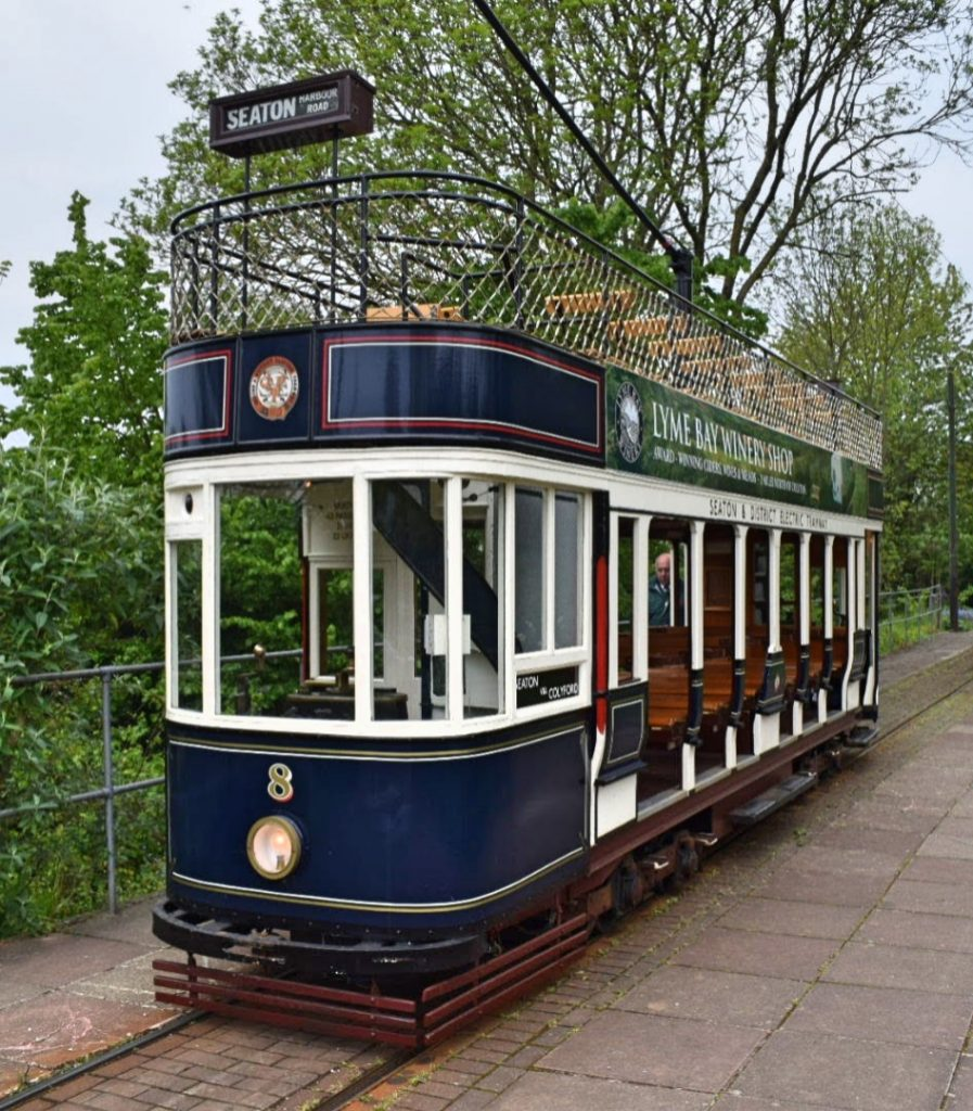 Seaton Tramway: A Family and Dog Friendly Day Out