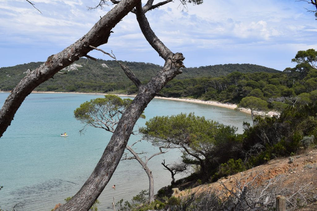 5 Amazing Beaches on Ile de Porquerolles, France