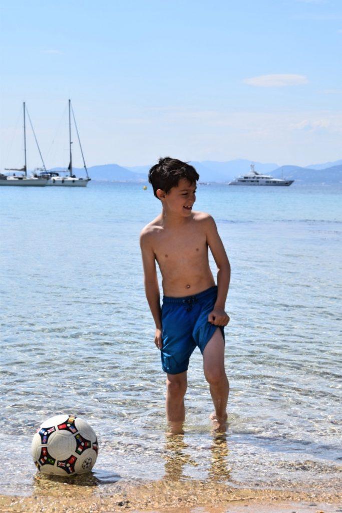 Family Break to Ile de Porquerolles