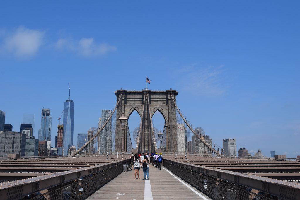 Walking the Brooklyn Bridge with Kids: My Top 5 Tips