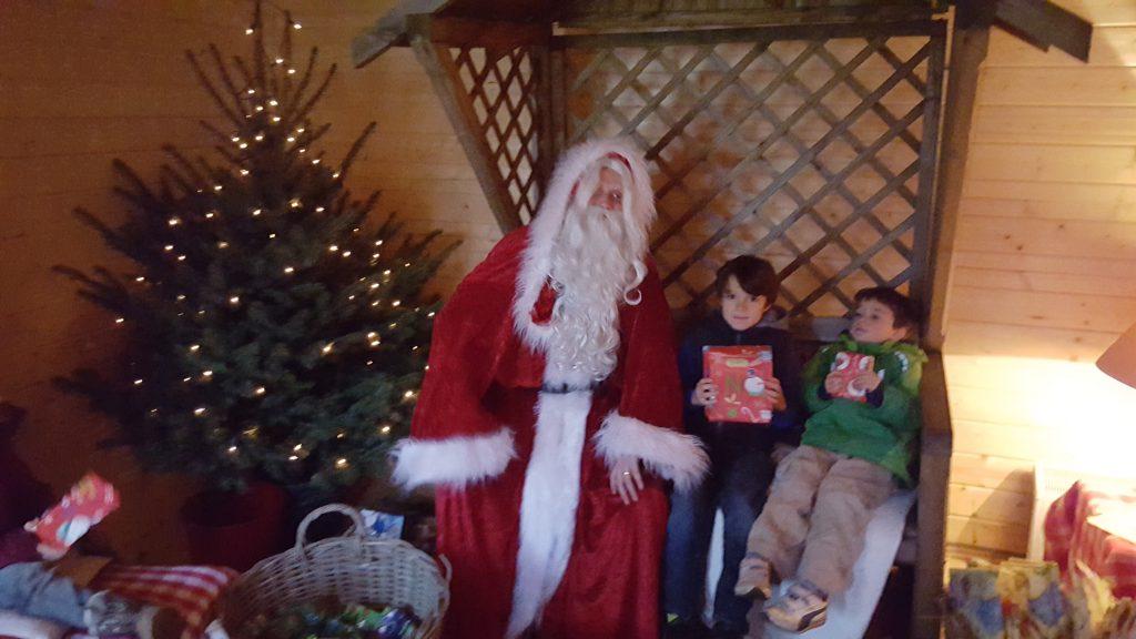 Amazing Father Christmas Visits UK