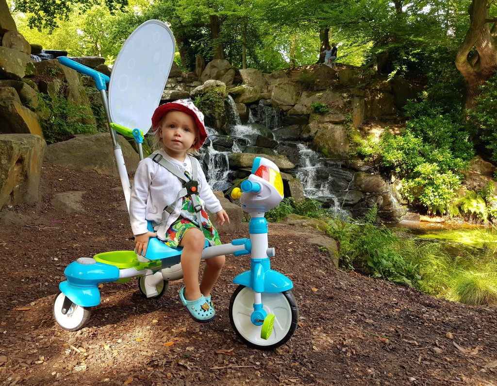 VTech 5-in-1 Stroll & Grow Trike review