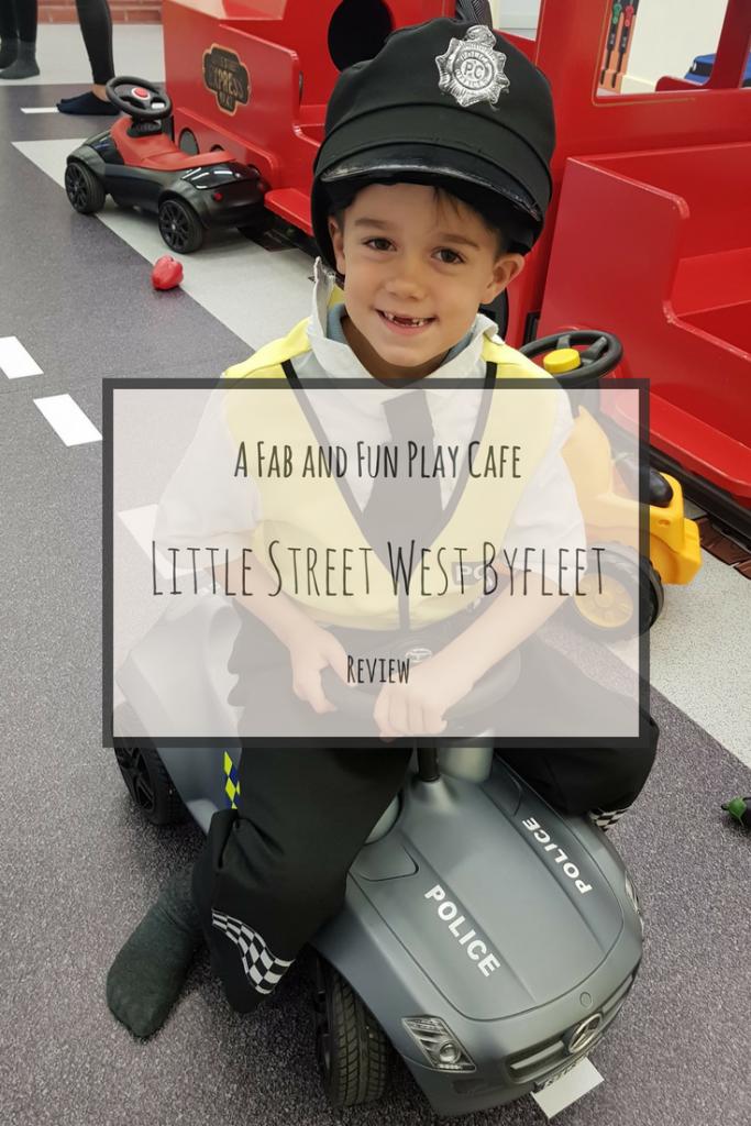 Little Street West Byfleet review