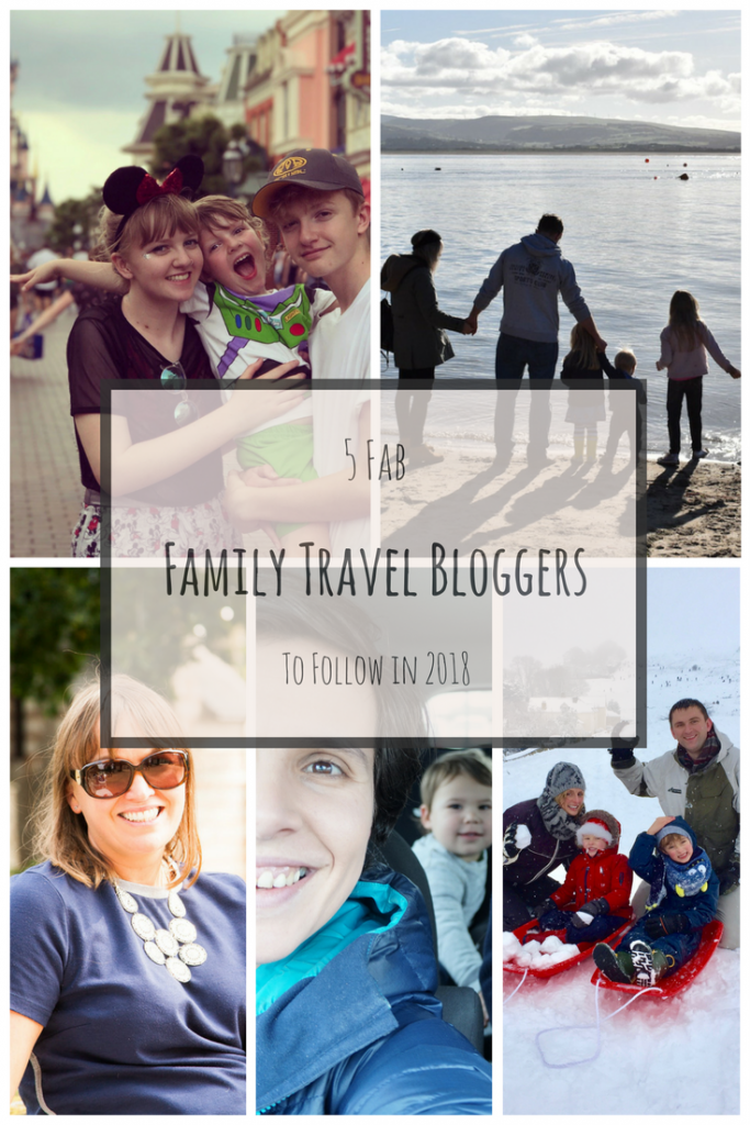 Family Travel Bloggers to Follow in 2018