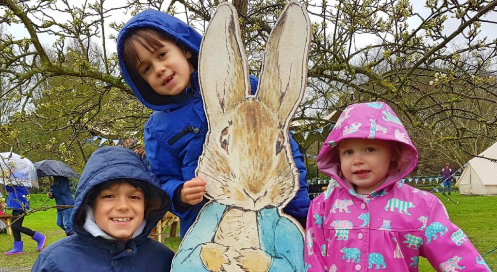 Easter at Kew Gardens: A Big Day Out With Peter Rabbit