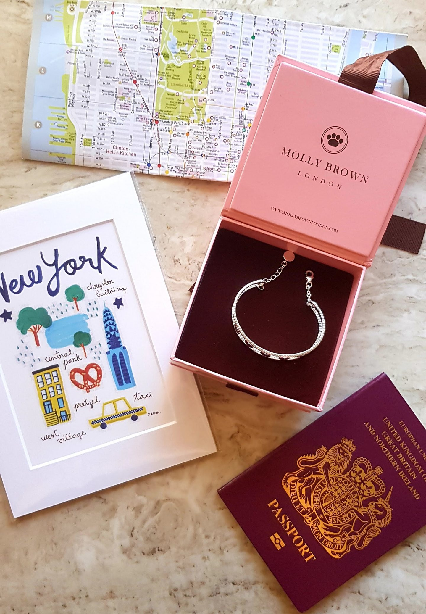 Remembering a Special Trip With Molly Brown Personalised Jewellery