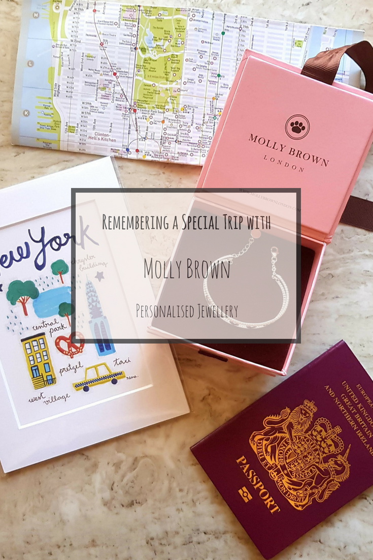 Molly Brown personalised jewellery review
