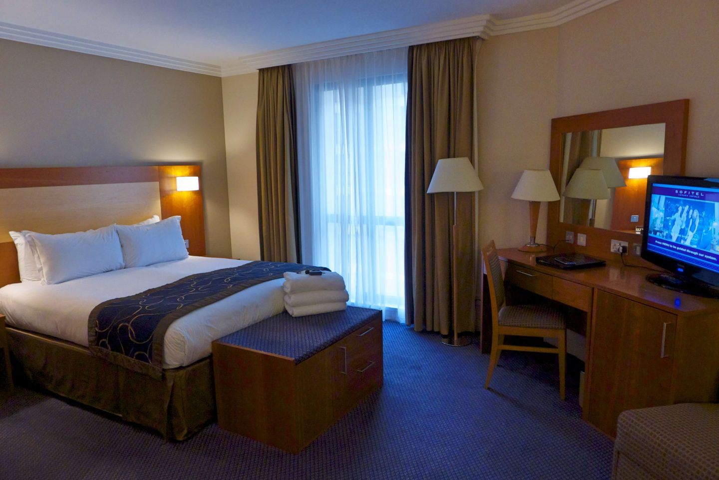 Sofitel London Gatwick Review