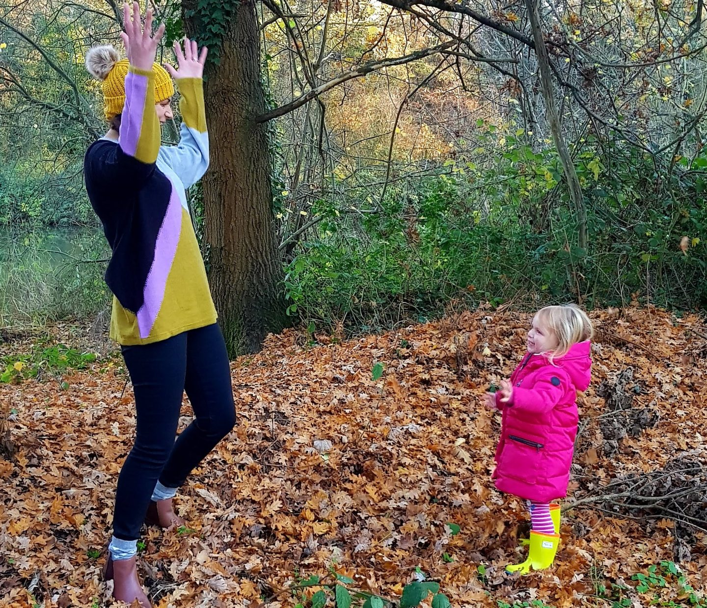 Family Days Out: Staying warm and looking fab this Autumn