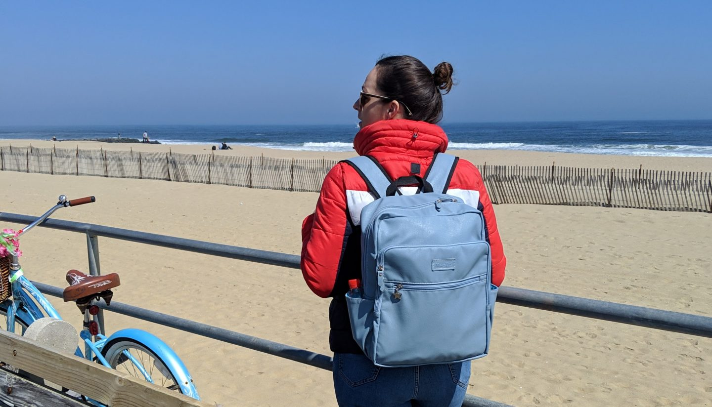 Mia Tui Sydney Backpack Review: The perfect backpack for travelling mums