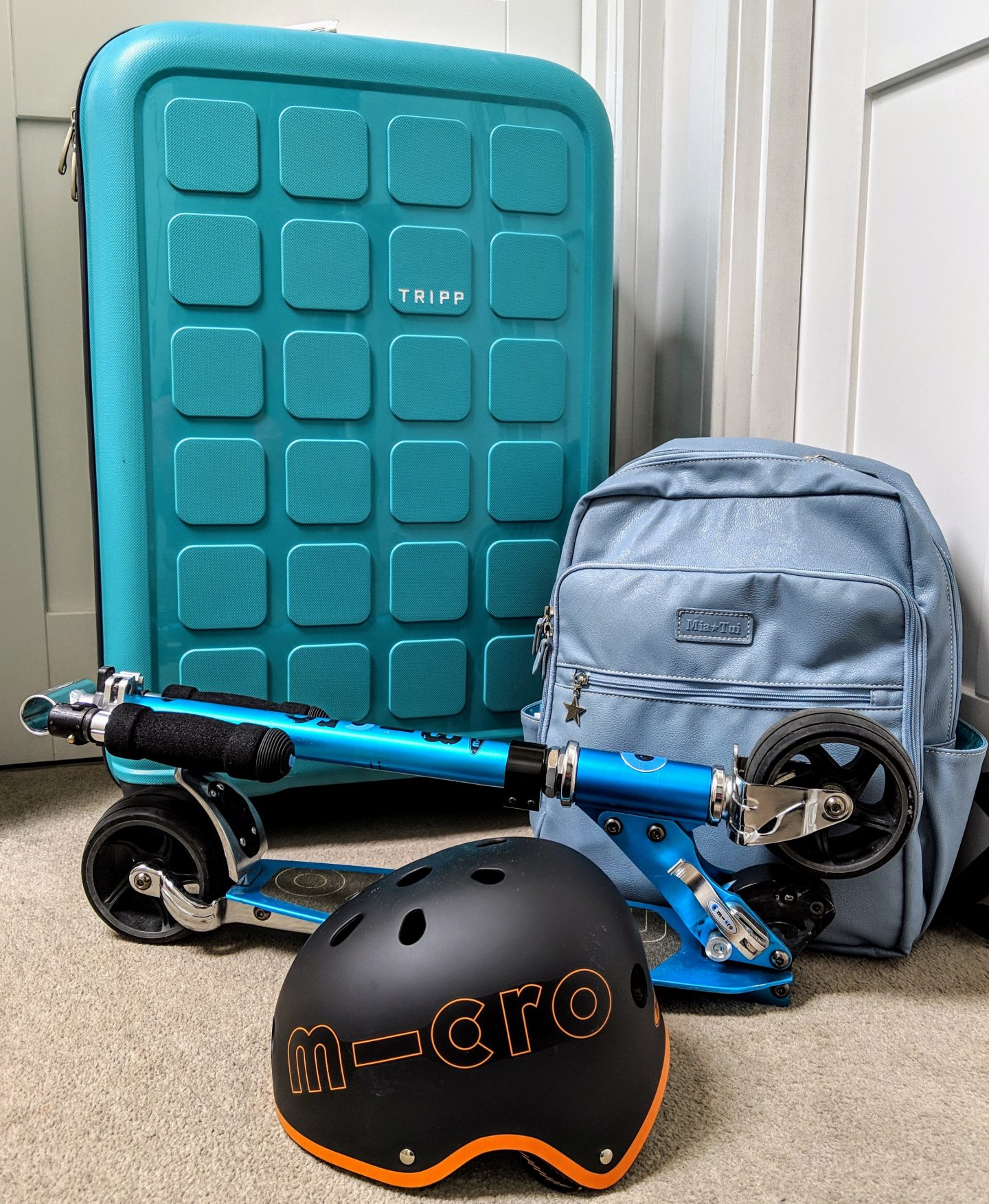 Can you take a Micro Scooter as hand luggage?